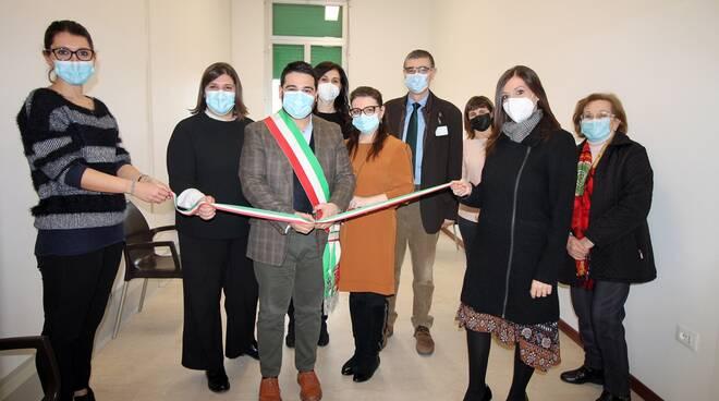nuovo ambulatorio medico nel centro civico di Bizzuno