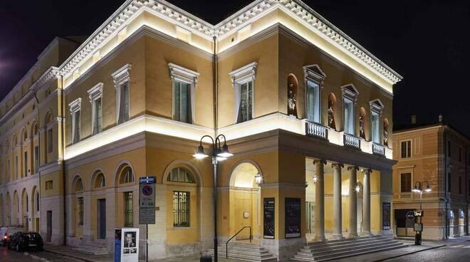 nuovo progetto illuminazione teatro alighieri ravenna luci