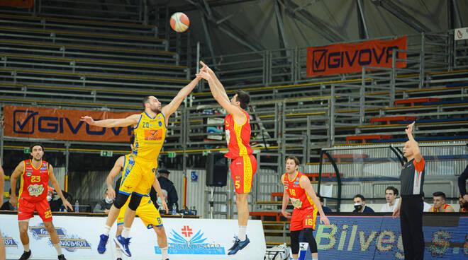 orasì basket ravenna 2020-21