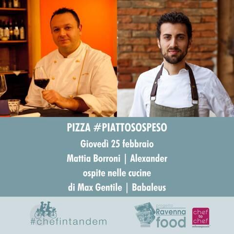 Pizza solidale #PiattoSospeso