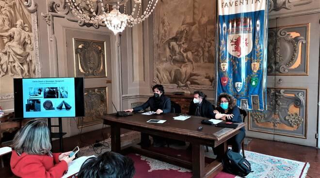 presentazione eventi museo ZAULI