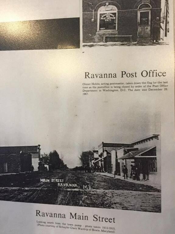 Ravanna, Missouri