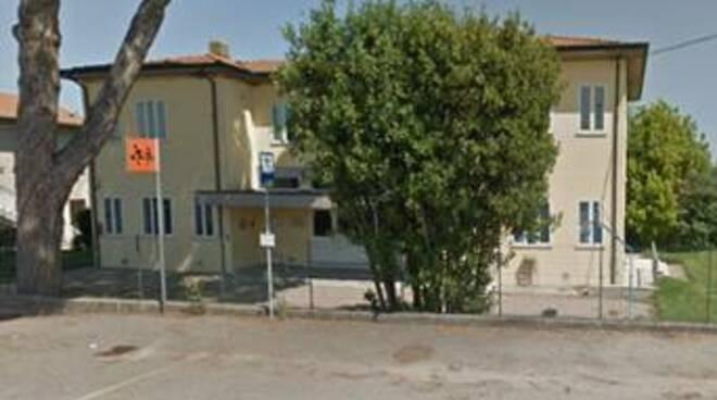 scuole elementare ravenna Borgo Montone