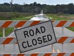 strada chiusa lavori interruzione stradale