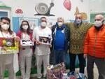 Una carovana di giochi donata alla Pediatria di Ravenna