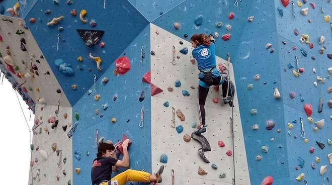 arrampicata Sofia Marsigli cardicchio Faenza