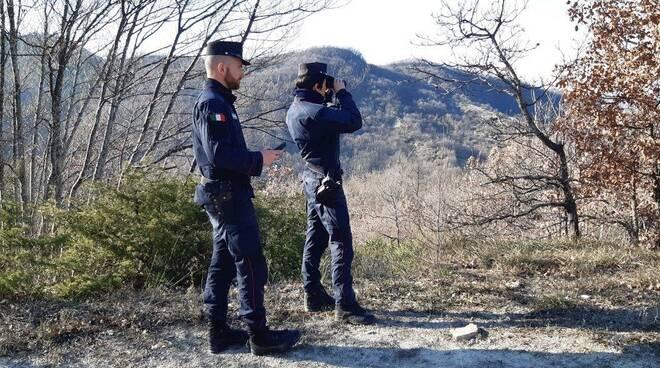 Carabinieri Forestale di Forlì-Cesena