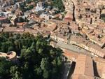 Cesena - dall'alto