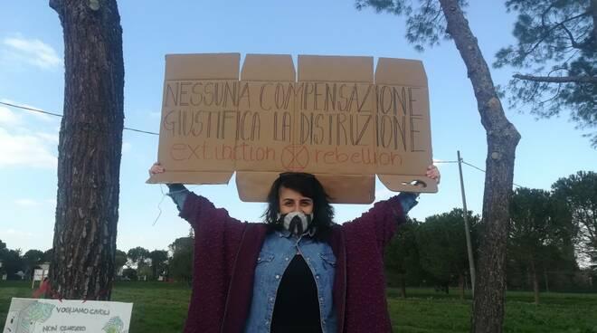 Extinction Rebellion Faenza -Villa Ghilana