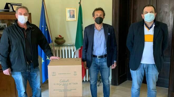 Franco Folli, Daniele Bassi e Marco Bellosi