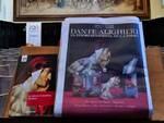 """Il """"Dante"""" di Runcaldier sulla copertina dell'Inferno  con il Corriere della Sera"""