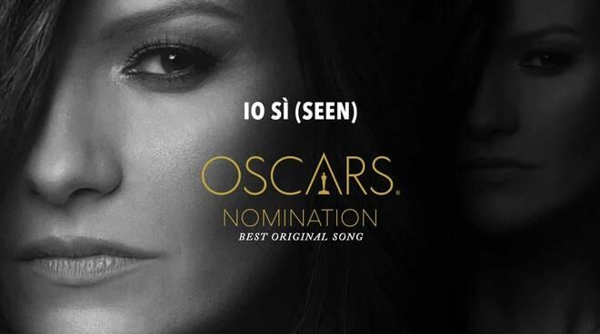 Laura Pausini nominata agli Oscar con 'Io sì'