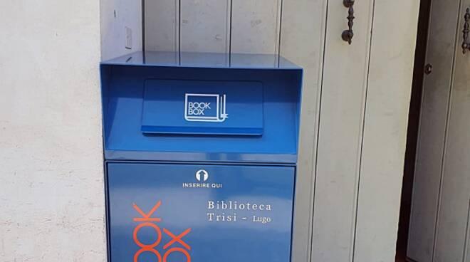 Lugo-box restituzione libri