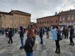 """Manifestazione in piazza a Ravenna """"No alla Dad"""" 14 marzo"""