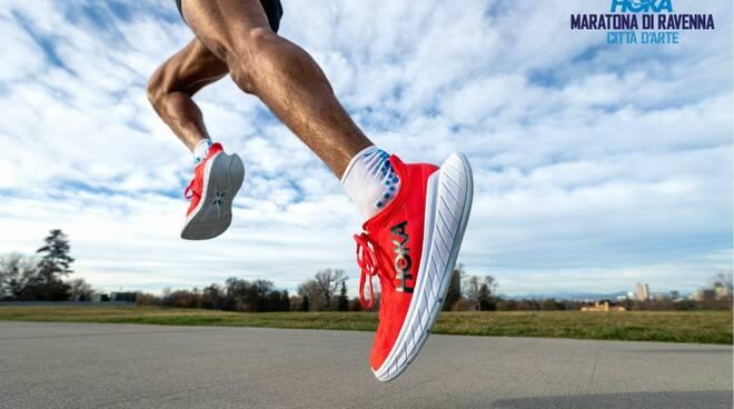 Hoka - maratona di ravenna
