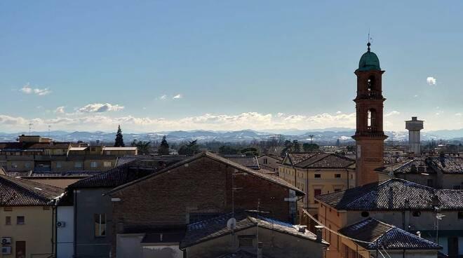 Massa Lombarda ha celebrato la Giornata nazionale del Paesaggio
