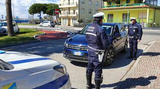 Norme anti-Covid, controlli Polizia Locale di Cervia