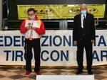 Oro per Marcello Tozzola degli Arcieri Bizantini