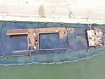 piallassa - cimitero delle navi - Berkan B marzo 2021