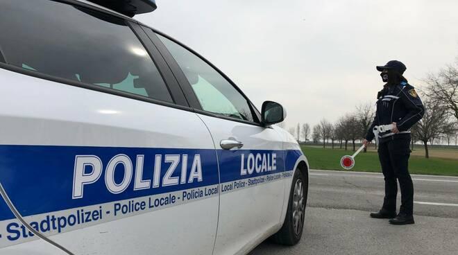 polizia Unione Bassa Romagna