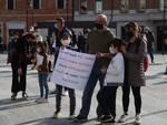 protesta scuola piazza kennedy non dad