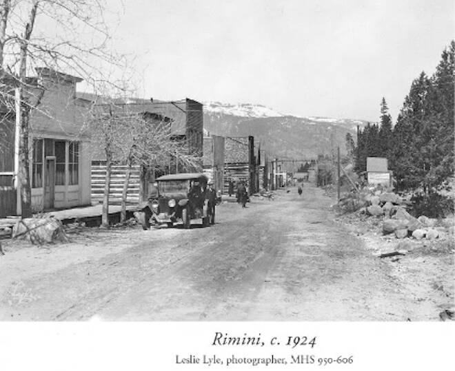 Rimini Montana Usa