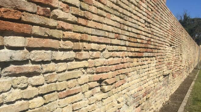 riqualificazione mura cittadine - Porta Gaza - Ravenna
