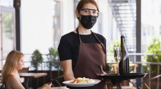 ristorante cameriere covid