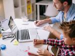 smart working - lavoro - figli - famiglia