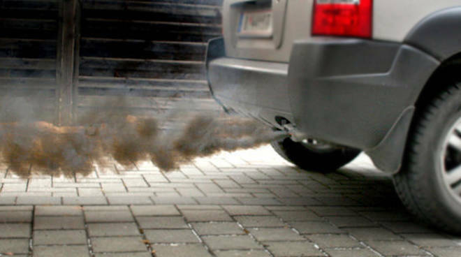 smog auto inquinamento