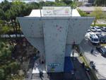 arrampicata - torre marina di ravenna - Istrice