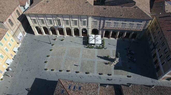 bagnacavallo comune e palazzo vecchio