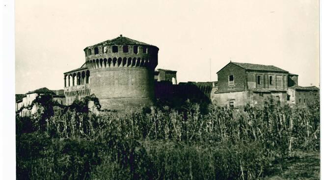 Bagnara di Romagna-Rocca dopo la guerra