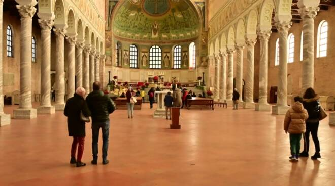 Basilica Sant'Apollinare Ravenna