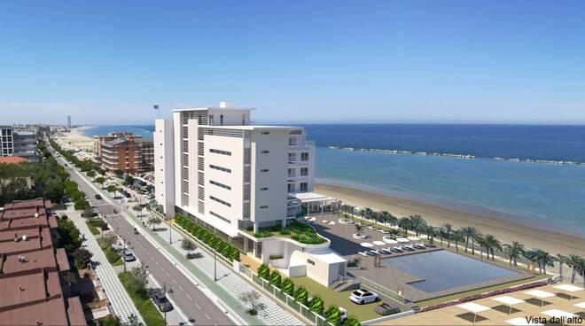 Cesenatico, rigenerazione urbana dell'ex Colonia Santa Monica