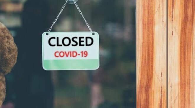 chiuso pee covid - economia covid - attività chiuso