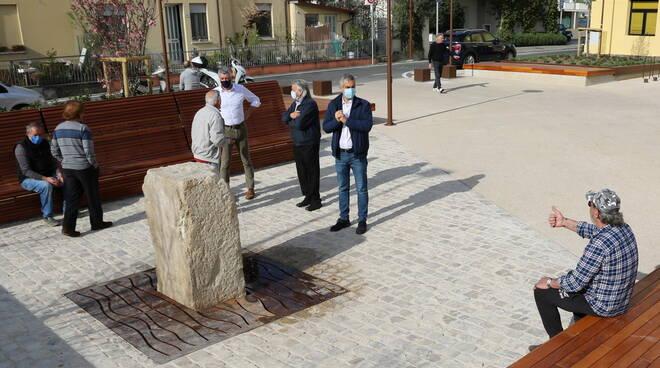 Corpolò-piazza del Tituccio