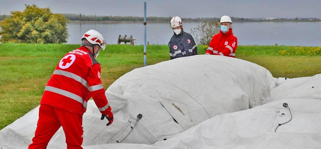 Croce Rossa e Canottieri Ravenna: assieme per il corso Operatore Attività di Emergenza