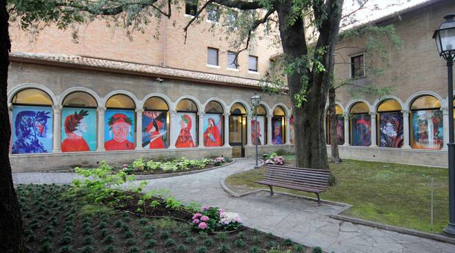 Dante Plus - Uno nessuno Centomila - Biblioteca Oriani 2020
