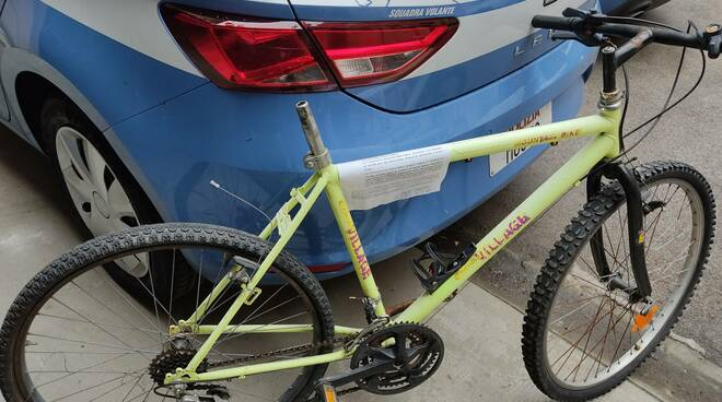 Bicicletta_Gialla
