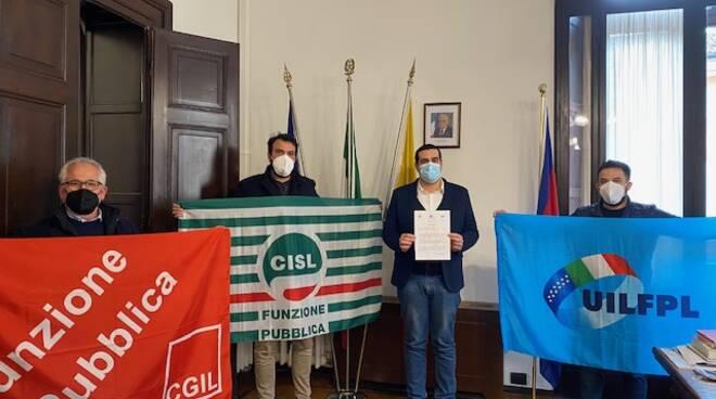 De Pascale_CGIL_CISL_UIL Romagna