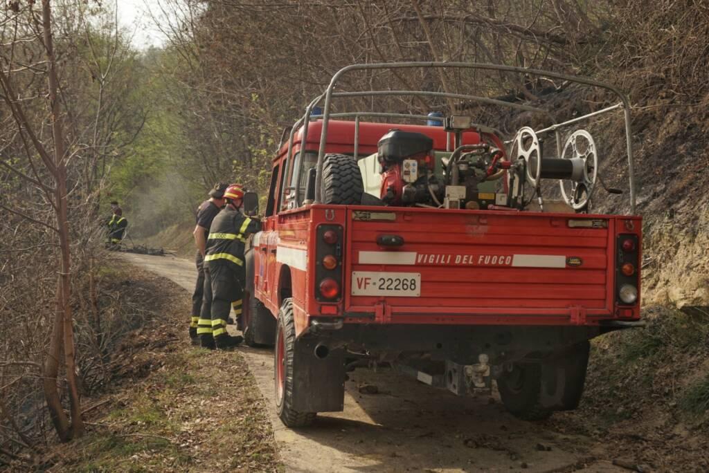 incendio fognano 01-04-2021