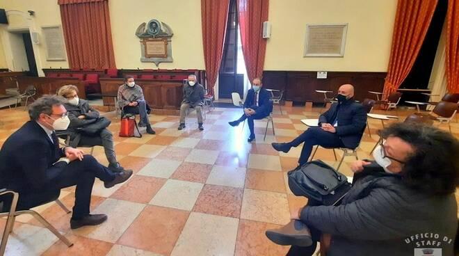 l'amministrazione faentina incontra le 'superiori'