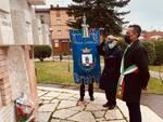 La celebrazione della Liberazione di Massa Lombarda con il sindaco Daniele Bassi