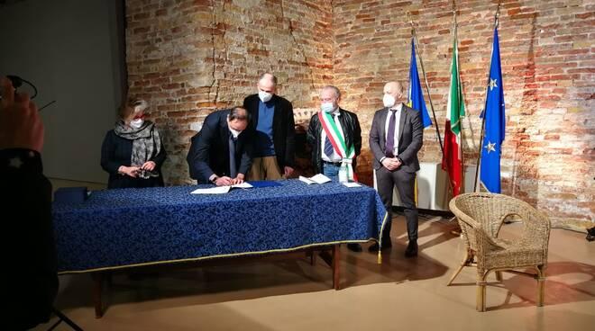 Le saline di Cervia al comune fino al 2057: firmata la proroga
