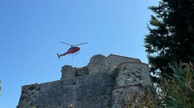 messa in sicurezza Rocca di Verucchio