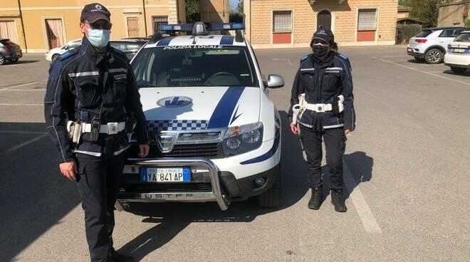 Polizia locale Conselice