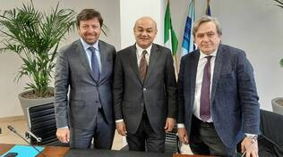 presidenti centrali cooperative - Mota, Milza, Monti