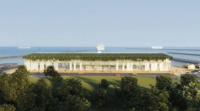 Ravenna Terminal crociere progetto 2021