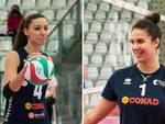 Rebecca Piva e Rachele Morello conad olimpia ravenna